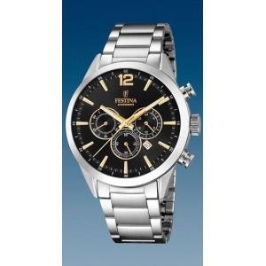 Montre Festina homme F20343-4 chronographe