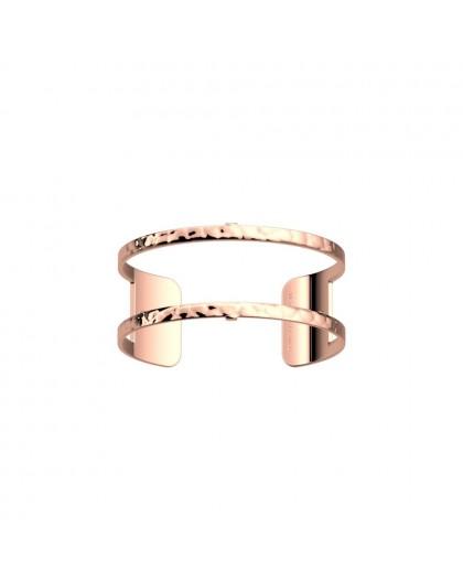 Bracelet Les Georgettes 25mm medium Pure martelé