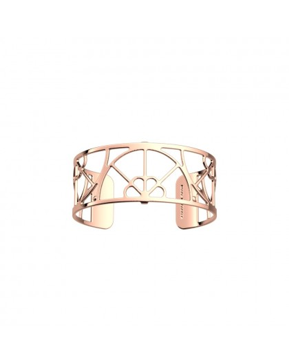 Bracelet Les Georgettes Eventail 25mm rosé