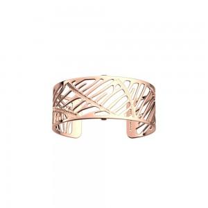 Bracelet Les Georgettes Zebrures 25mm rosé