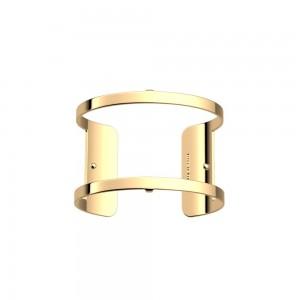 Bracelet Les Georgettes Pure 40mm doré