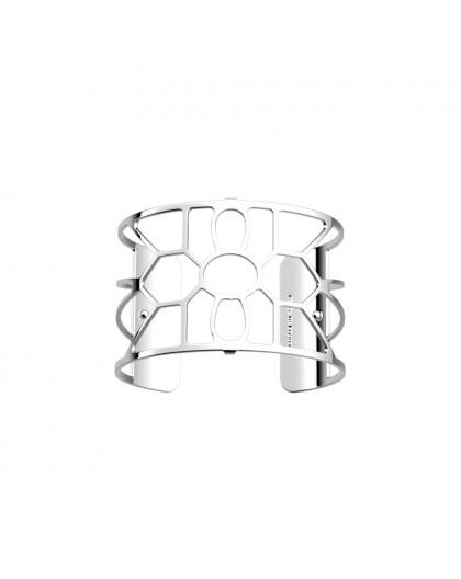 Bracelet Les Georgettes Balade 40mm argenté