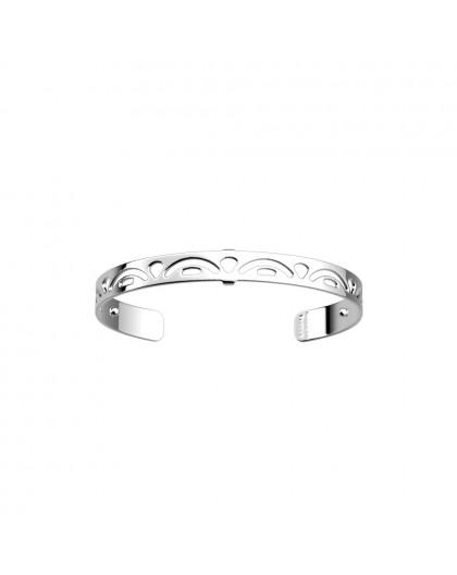 Bracelet Les Georgettes Poisson 8mm argenté