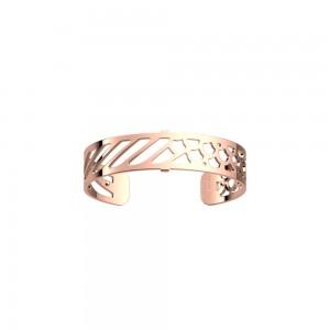 Bracelet Les Georgettes Ibis rosé 14mm