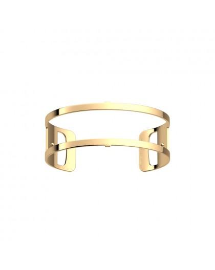 Bracelet Les Georgettes 25mm medium + Pure doré