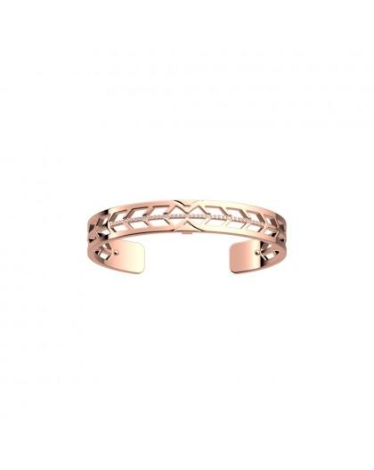 Bracelet Les Georgettes Faucon rosé 8mm