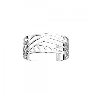 Bracelet Les Georgettes Ruban 25mm argenté
