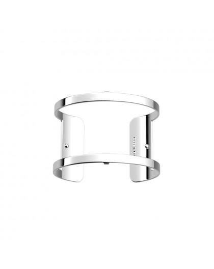 Bracelet Les Georgettes Pure 40mm argenté