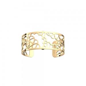 Bracelet Les Georgettes Fleurs Mariage 25mm doré