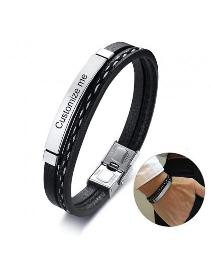 Gravure Bracelet