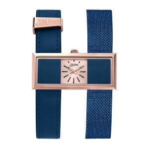 Montre Jean Paul Gaultier 8505013 double bracelet