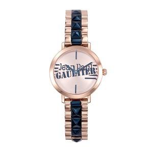 Montre Jean Paul Gaultier 8506203 bicolore rosé