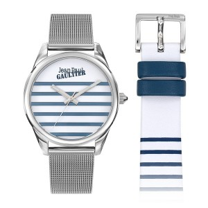 Montre Jean Paul Gaultier 8506705 double bracelet