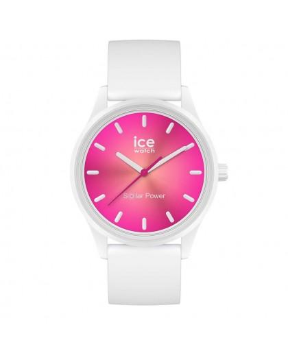 Montre Ice watch solar 019030 Coral reef medium