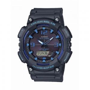 Montre Casio AQ-S810W-8A2VEF PU noir solaire
