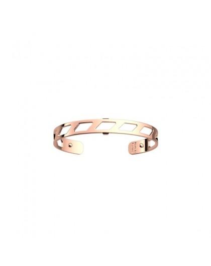 Bracelet Les Georgettes Ruban 8mm rosé