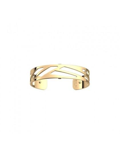 Bracelet Les Georgettes Ruban doré 14mm
