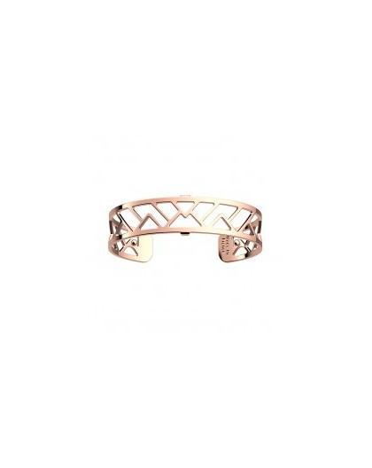 Bracelet Les Georgettes Cime rosé 14mm
