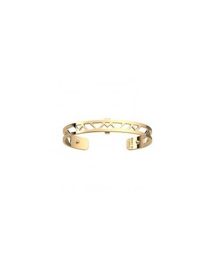 Bracelet Les Georgettes Cime doré 8mm
