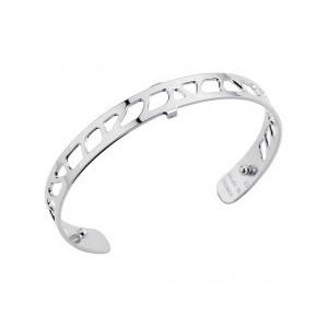 Bracelet Les Georgettes Perroquet argenté 8mm
