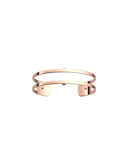 Bracelet Les Georgettes Pure rosé 14mm