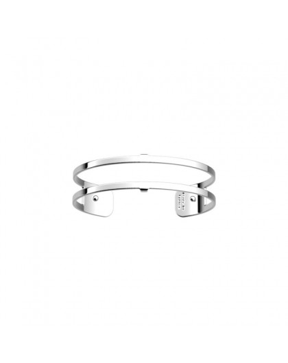 Bracelet Les Georgettes Pure argenté 14mm