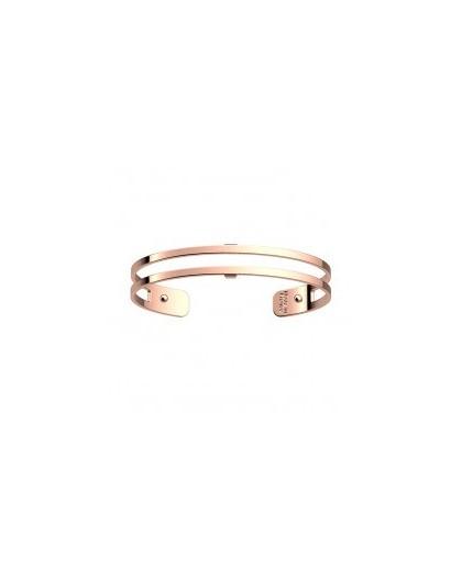 Bracelet Les Georgettes Pure rosé 8mm