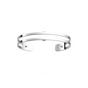 Bracelet Les Georgettes Pure argenté 8mm