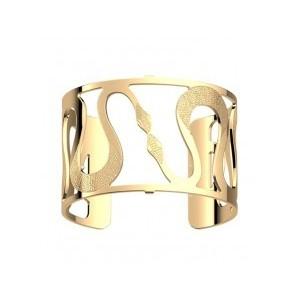 Bracelet Les Georgettes Mehen doré 40mm