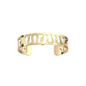 Bracelet Les Georgettes Mehen doré 14mm