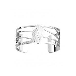 Bracelet Les Georgettes Osiris argenté 25mm
