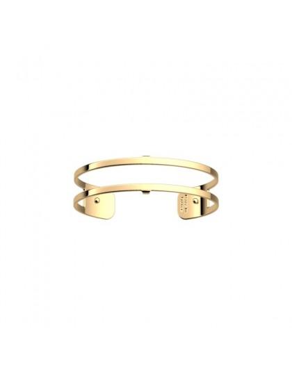 Bracelet Les Georgettes Pure 14mm doré