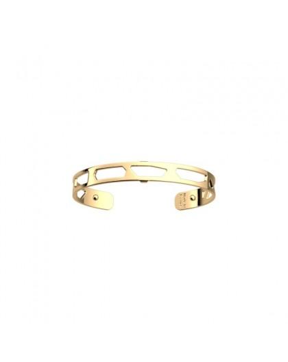 Bracelet Les Georgettes Girafe 8mm doré