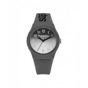 Montre Superdry mixte SYG198EE grise