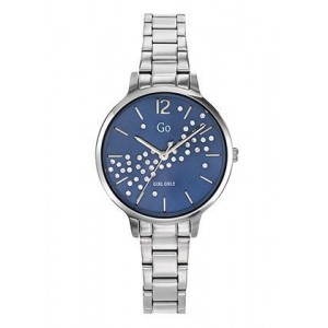 Montre GO Girl only 695344 strass fond bleu