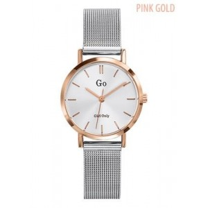 Montre GO Girl only 695960 bicolore rose gold