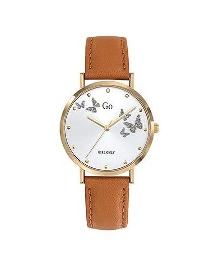 Montre GO Girl Only 699366 femme cuir marron