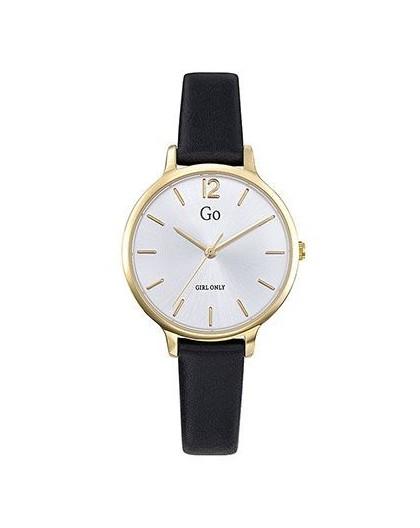 Montre GO Girl Only 699300 femme cuir noir