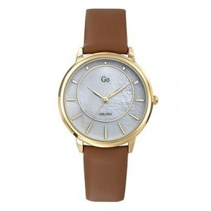 Montre GO Girl only 699324 cadran nacre marron