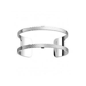 Bracelet Les Georgettes Pure Rayonnant 25mm argent
