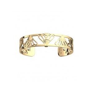 Bracelet Les Georgettes Bleuet 14mm doré