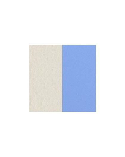 Cuir Les Georgettes 40mm Marguerites/Bleuet