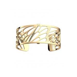 Bracelet Les Georgettes Ephémère 25mm doré