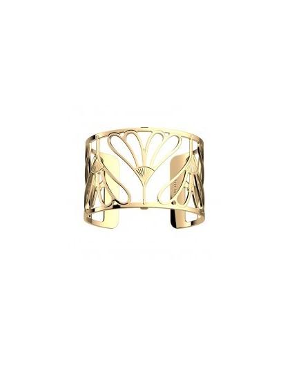 Bracelet Les Georgettes Bleuet 40mm doré