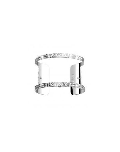 Bracelet Les Georgettes Pure Rayonnant 40mm argent