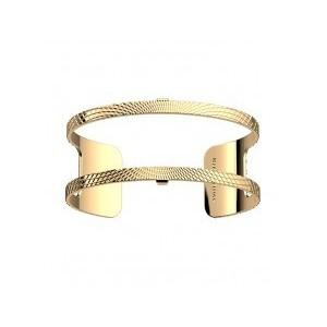 Bracelet Les Georgettes Pure Rayonnant 25mm doré