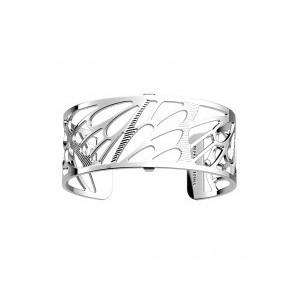 Bracelet Les Georgettes Ephémères 25mm argenté