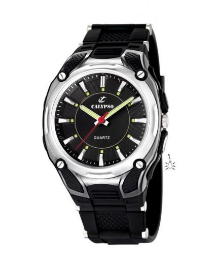 Montre Calypso K5560/2 homme bracelet noir