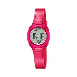 Montre Calypso K5677/4 femme bracelet rose