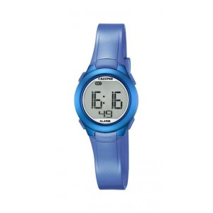 Montre Calypso K5677/5 femme bracelet bleu